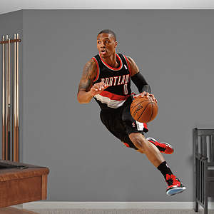 Damian Lillard Fathead Wall Decal